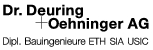Logo von Dr. Deuring + Oehninger AG