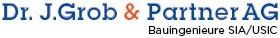 Logo von Dr. J.Grob & Partner AG