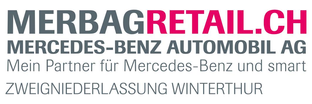 Logo von Mercedes Benz Winterthur