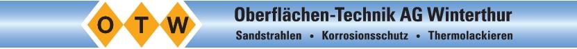 Logo von OTW Oberflächen-Technik AG