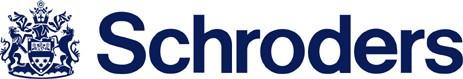 Logo von Schroders